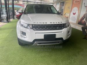 Land Rover Range Rover Evoque 2016 White | Cars for sale in Abuja (FCT) State, Central Business Dis
