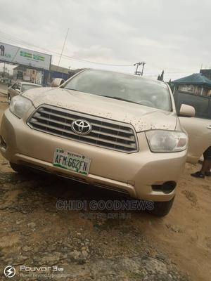 Toyota Highlander 2008 Limited Gold | Cars for sale in Imo State, Owerri