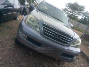 Lexus GX 2004 470 Gray | Cars for sale in Abuja (FCT) State, Gwarinpa