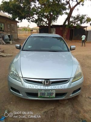 Honda Accord 2006 2.4 Type S Automatic Silver | Cars for sale in Abuja (FCT) State, Bwari