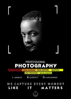 Photography and Videography | Photography & Video Services for sale in Abuja (FCT) State, Kubwa