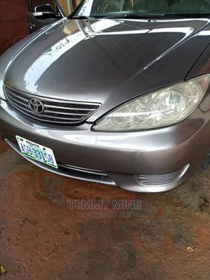 Toyota Camry 2005 2.4 XLE Gray | Cars for sale in Delta State, Oshimili North