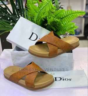 Dior Slippers for Men's | Shoes for sale in Lagos State, Lagos Island (Eko)