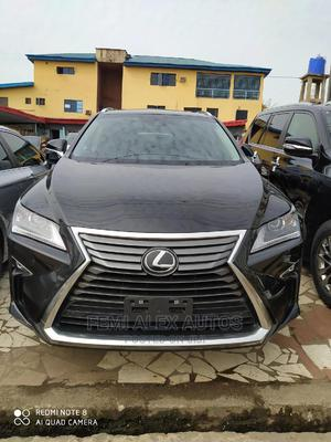 Lexus RX 2019 350 AWD Black | Cars for sale in Lagos State, Ogba