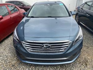 Hyundai Sonata 2016 Blue | Cars for sale in Lagos State, Ikeja