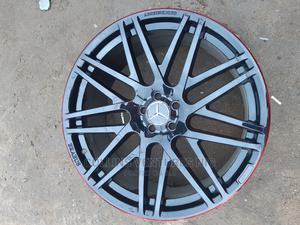 Quality Alloy Wheel 22 Inches | Vehicle Parts & Accessories for sale in Lagos State, Ikeja