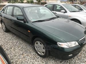 Mazda 626 2000 Green | Cars for sale in Abuja (FCT) State, Jahi