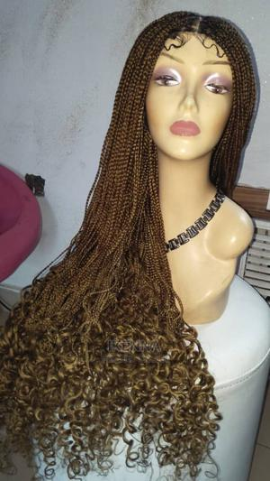 Long Knotless Braided Wig | Hair Beauty for sale in Lagos State, Ojo