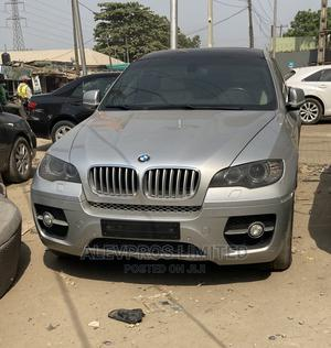 BMW X6 2008 Sports Activity Coupe Silver | Cars for sale in Lagos State, Amuwo-Odofin