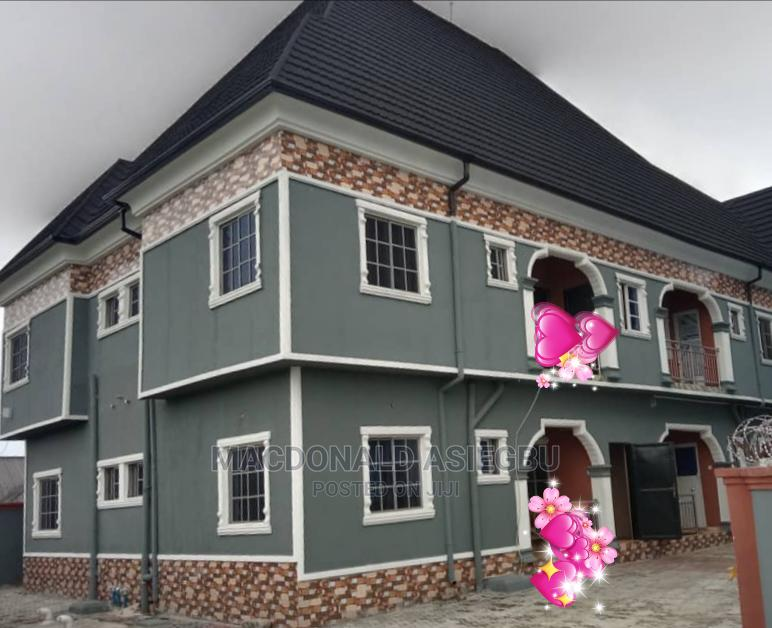 Furnished 3bdrm Block of Flats in Okpaka, Warri for Sale   Houses & Apartments For Sale for sale in Warri, Delta State, Nigeria