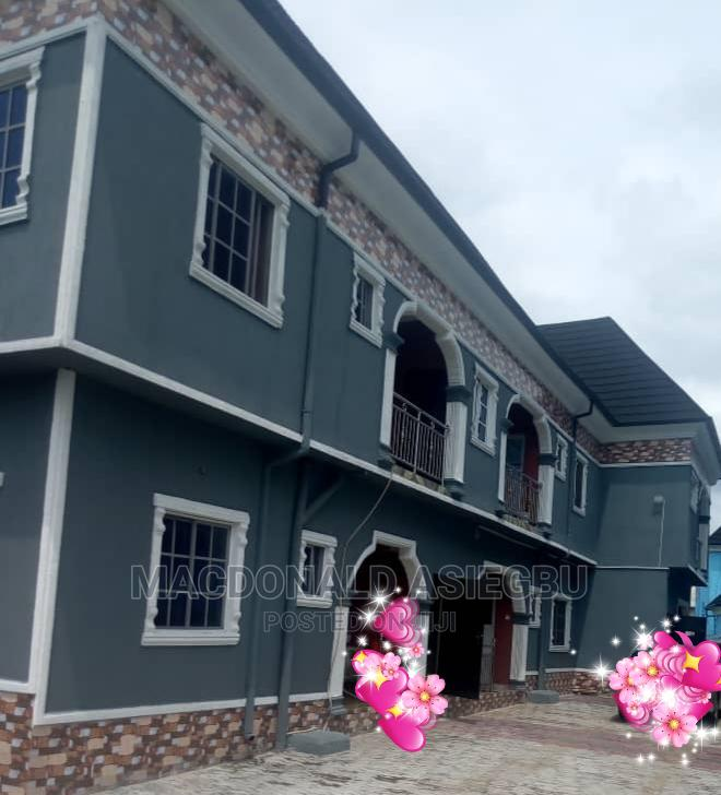 Furnished 3bdrm Block of Flats in Okpaka, Warri for Sale