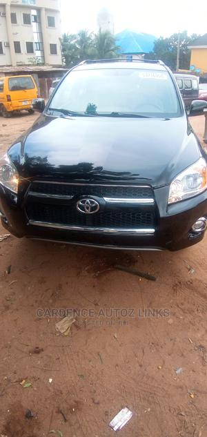Toyota RAV4 2012 2.5 4x4 Black | Cars for sale in Delta State, Oshimili South