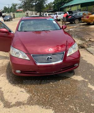 Lexus ES 2009 350 Red | Cars for sale in Lagos State, Alimosho