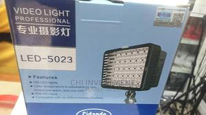 Video Light Professional LED-5023   Accessories & Supplies for Electronics for sale in Lagos State, Oshodi