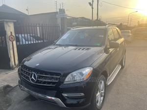 Mercedes-Benz M Class 2013 Black   Cars for sale in Lagos State, Surulere