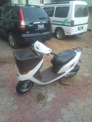 Honda Dio 2019 White   Motorcycles & Scooters for sale in Anambra State, Nnewi