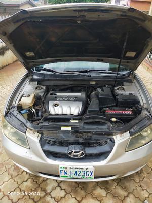 Hyundai Sonata 2008 2.4 Silver | Cars for sale in Oyo State, Ibadan