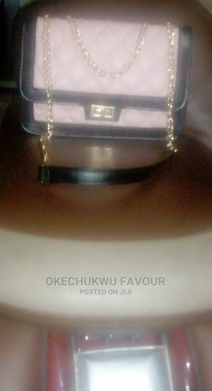 Black and Pink Handbag for Ladies | Bags for sale in Lagos State, Apapa