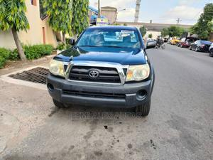 Toyota Tacoma 2008 4x4 Access Cab Black | Cars for sale in Lagos State, Ogba