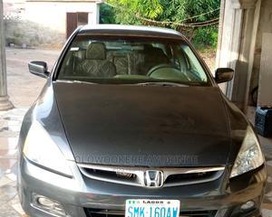 Honda Accord 2007 Blue | Cars for sale in Ekiti State, Ado Ekiti
