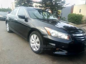 Honda Accord 2008 2.4 EX Automatic Black   Cars for sale in Lagos State, Abule Egba