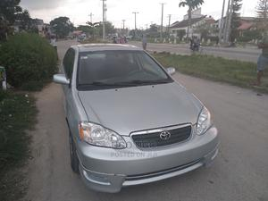 Toyota Corolla 2007 S Silver | Cars for sale in Lagos State, Amuwo-Odofin