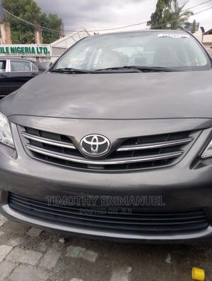 Toyota Corolla 2013 Gray   Cars for sale in Abuja (FCT) State, Garki 2