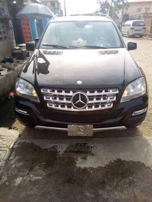 Mercedes-Benz M Class 2010 Black | Cars for sale in Lagos State, Yaba
