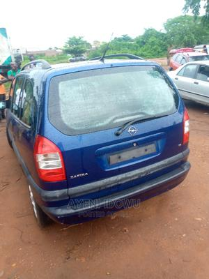 Opel Zafira 2003 Blue   Cars for sale in Ogun State, Ado-Odo/Ota