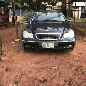 Mercedes-Benz C230 2002 Blue   Cars for sale in Edo State, Benin City