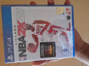 Ps4 Nba2k21 Ps4 | Video Games for sale in Lagos State, Ikeja