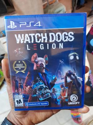 Playstation 4 Watch Dogs Legion | Video Games for sale in Lagos State, Ikeja