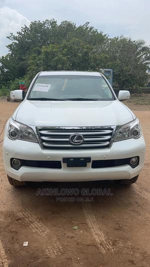 Lexus GX 2010 460 White   Cars for sale in Abuja (FCT) State, Central Business Dis