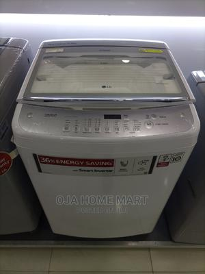 LG 12kg Top Load Energy Saving Washing Machines   Home Appliances for sale in Lagos State, Ikeja