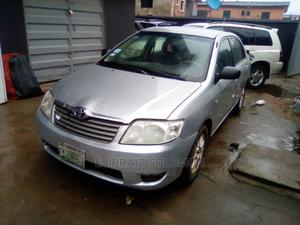 Toyota Corolla 2006 LE Silver   Cars for sale in Lagos State, Surulere