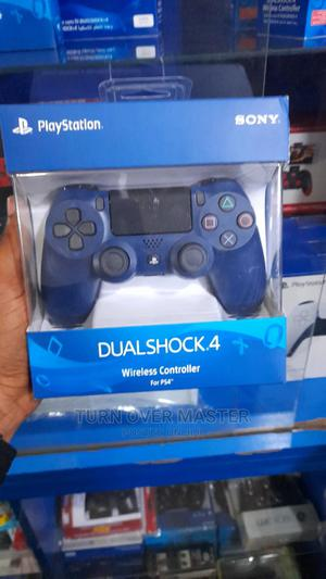 Playstation 4 Pad Dualshock 4wireless Controller | Accessories & Supplies for Electronics for sale in Lagos State, Ikeja