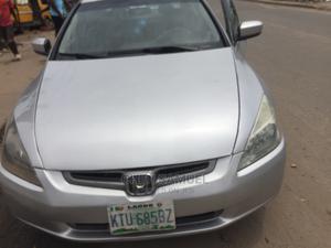 Honda Accord 2005 Silver | Cars for sale in Lagos State, Amuwo-Odofin
