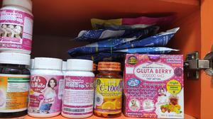 Whitening Supplements Gluta, Fozen Collagen ,   Feeds, Supplements & Seeds for sale in Lagos State, Ojota