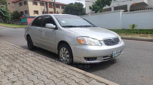 Toyota Corolla 2003 Sedan Automatic Silver | Cars for sale in Abuja (FCT) State, Central Business Dis
