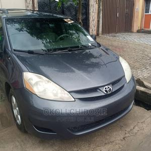 Toyota Sienna 2007 LE 4WD Gray | Cars for sale in Lagos State, Amuwo-Odofin