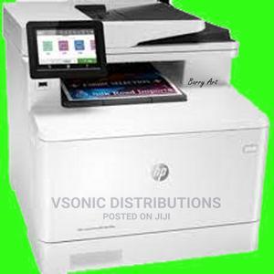 HP Laserjet Enterprise Flow MFP Colour MFP 776zs (T3U56A#Bgj   Printing Equipment for sale in Lagos State, Ikeja