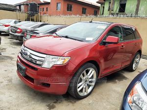 Ford Edge 2010 Red | Cars for sale in Lagos State, Surulere