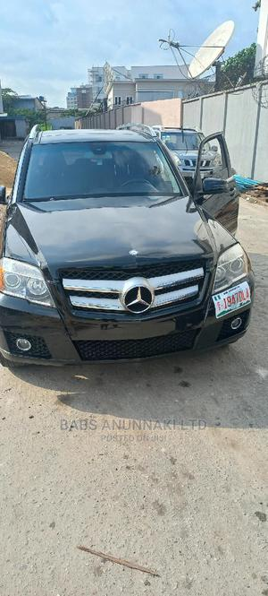 Mercedes-Benz GLK-Class 2010 350 4MATIC Black   Cars for sale in Lagos State, Victoria Island