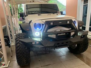 Jeep Wrangler 2017 Sport 4x4 White   Cars for sale in Lagos State, Amuwo-Odofin