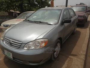 Toyota Corolla 2004 Gray | Cars for sale in Lagos State, Badagry