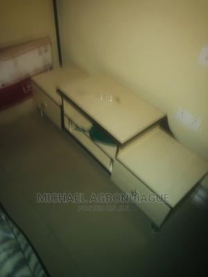 Tv Stand HD Wood   Furniture for sale in Edo State, Ikpoba-Okha