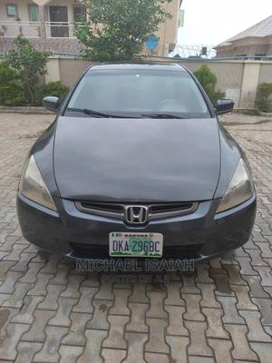 Honda Accord 2004 Automatic Gray | Cars for sale in Abuja (FCT) State, Lugbe District