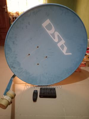 Dstv Dish and Decoder + Remote   TV & DVD Equipment for sale in Ogun State, Ado-Odo/Ota