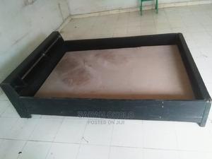Black Bedframe for Sale | Furniture for sale in Lagos State, Alimosho
