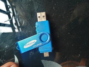 Samsung OTG USB 64gb | Computer Accessories  for sale in Edo State, Benin City